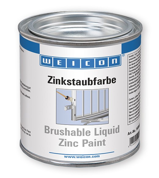Brushable Liquid Zinc Paint*